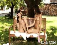 Two Girls Have Lesbo Fun - scene 12