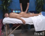 Oily Massage For Cute Chick - scene 5