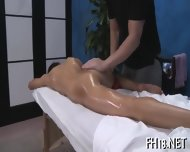 Oily Massage For Cute Chick - scene 6