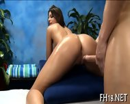 Deep And Wild Pussy Pounding - scene 11