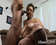 Fat Girl Gets Nailed Well - scene 10