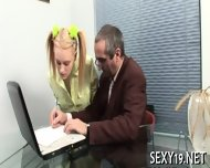 Fellatio For Mature Teacher - scene 2