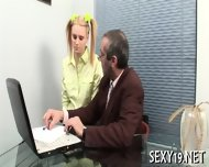 Fellatio For Mature Teacher - scene 3