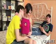 Raunchy And Wild Threesome - scene 5