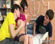 Raunchy And Wild Threesome - scene 6