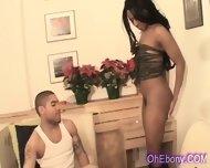 Young Supple Ebony Babe - scene 8