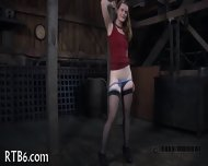 Zealous Ass Whipping For Babe - scene 4