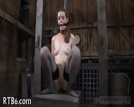 Restrained Beauty Is Punished - scene 3
