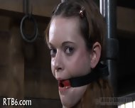 Restrained Beauty Is Punished - scene 5