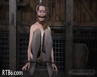 Restrained Beauty Is Punished - scene 7
