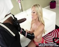Beautiful Big Tits Capri Cavanni Gets Destroyed By Lexington Steele - scene 5
