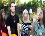 Arousing Sex Party - scene 9