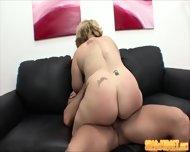 Kinky Blonde Midget Babe - scene 12