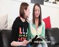 Two Incredible Girl2girl With Toy - scene 2