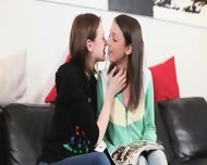 Two Incredible Girl2girl With Toy - scene 3