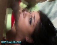 Facialized Throating Ho - scene 5