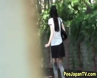 Hot Japanese Chick Pees - scene 8