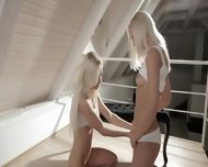 Two Swedish Blonde Angels Havingsex - scene 9