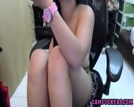 Large Asian Tittes On Webcam - scene 6