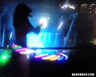 Remy La Croix At Ultra Music Festival Miami - scene 6