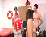 Young Students Intercourse On College Party - scene 3