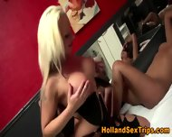 Lesbian Hooker Fingered - scene 11