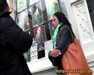 Lesbian Hooker Fingered - scene 2