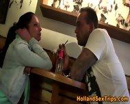 Lesbian Hooker Fingered - scene 3