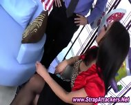 Stockings Clad Domina - scene 2