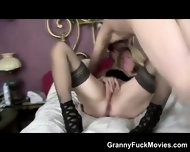 Horny Granny From Every Side - scene 2
