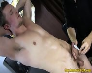 Straight Jock Amateur Gets Head From Gay - scene 3