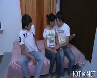 Stranger Bangs Teen Girl - scene 6