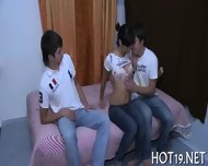 Stranger Bangs Teen Girl - scene 7