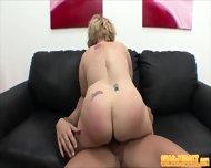 Midget Babe Humping Big Cock - scene 5