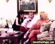 Ffm In Classic Vintage Porno - scene 2