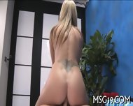 Kinky Girl Gets Pussy Massage - scene 9