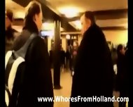 Amateur Guy Searches For Hooker In Amsterdam - scene 8