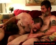 Three Straight Rednecks Enjoy Dicks - scene 5