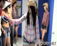 Enticing And Rowdy Threesome Sex - scene 2