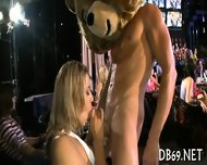 Cumshot Delight For Lusty Babes - scene 11