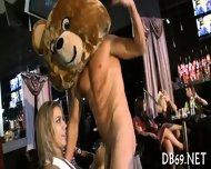 Cumshot Delight For Lusty Babes - scene 12