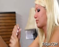 Wild And Racy Deepthroating - scene 8