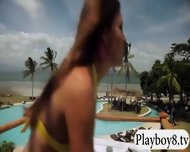 Badass Girls Enjoyed Kiteboarding And Quad Races Naked - scene 2