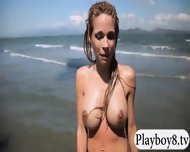 Badass Girls Enjoyed Kiteboarding And Quad Races Naked - scene 4