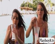 Badass Girls Enjoyed Kiteboarding And Quad Races Naked - scene 5