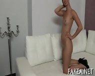 Bewitching Chick Reveals Her Assets - scene 11