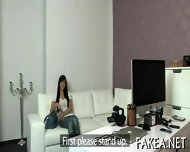 Arousing Audition With Hot Babe - scene 1
