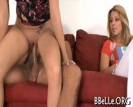 Sexy Threesome Sex - scene 5