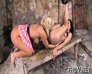 Sizzling Hot Strapon Riding - scene 5