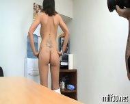 Busty Babe Getting Fucked Hard - scene 4